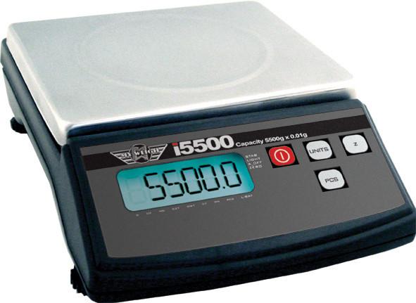 Image of   Finvægt iBalance 5500 - 5,5kg / 0,1g