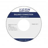 PC-Software til vægt (fx til Excel) - KERN
